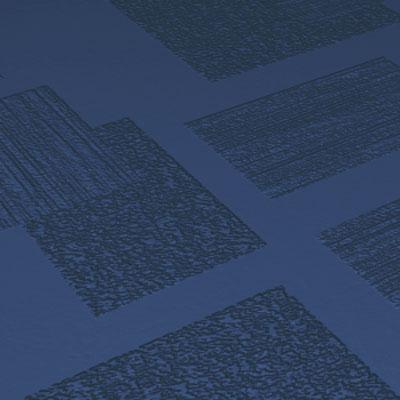 Roppe Dimensions Tile - Random Design Mariner Rubber Flooring