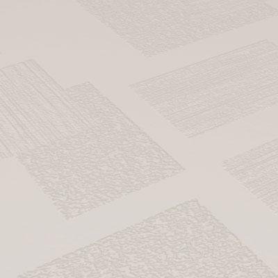 Roppe Dimensions Tile - Random Design Natural Rubber Flooring