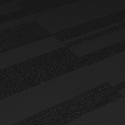 Roppe Dimensions Tile - Stripe Design Black Rubber Flooring
