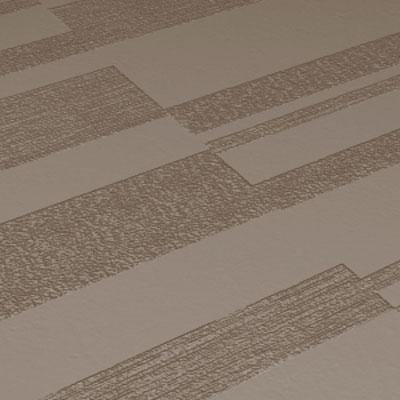Roppe Dimensions Tile - Stripe Design Fig Rubber Flooring
