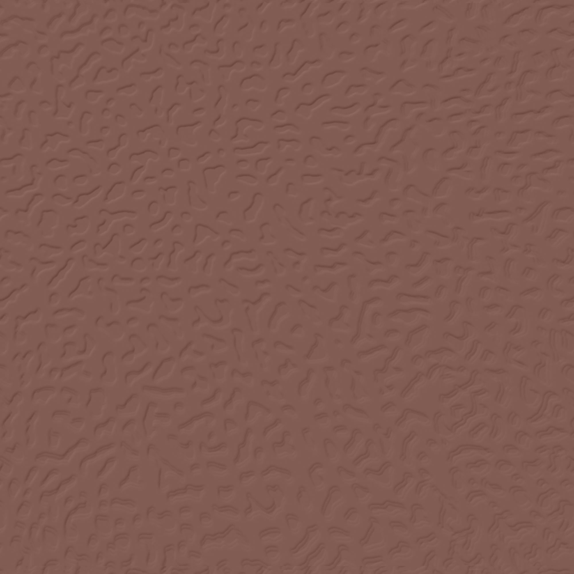 Roppe Rubber Tile 900 - Hammered Design (995) Brick Rubber Flooring