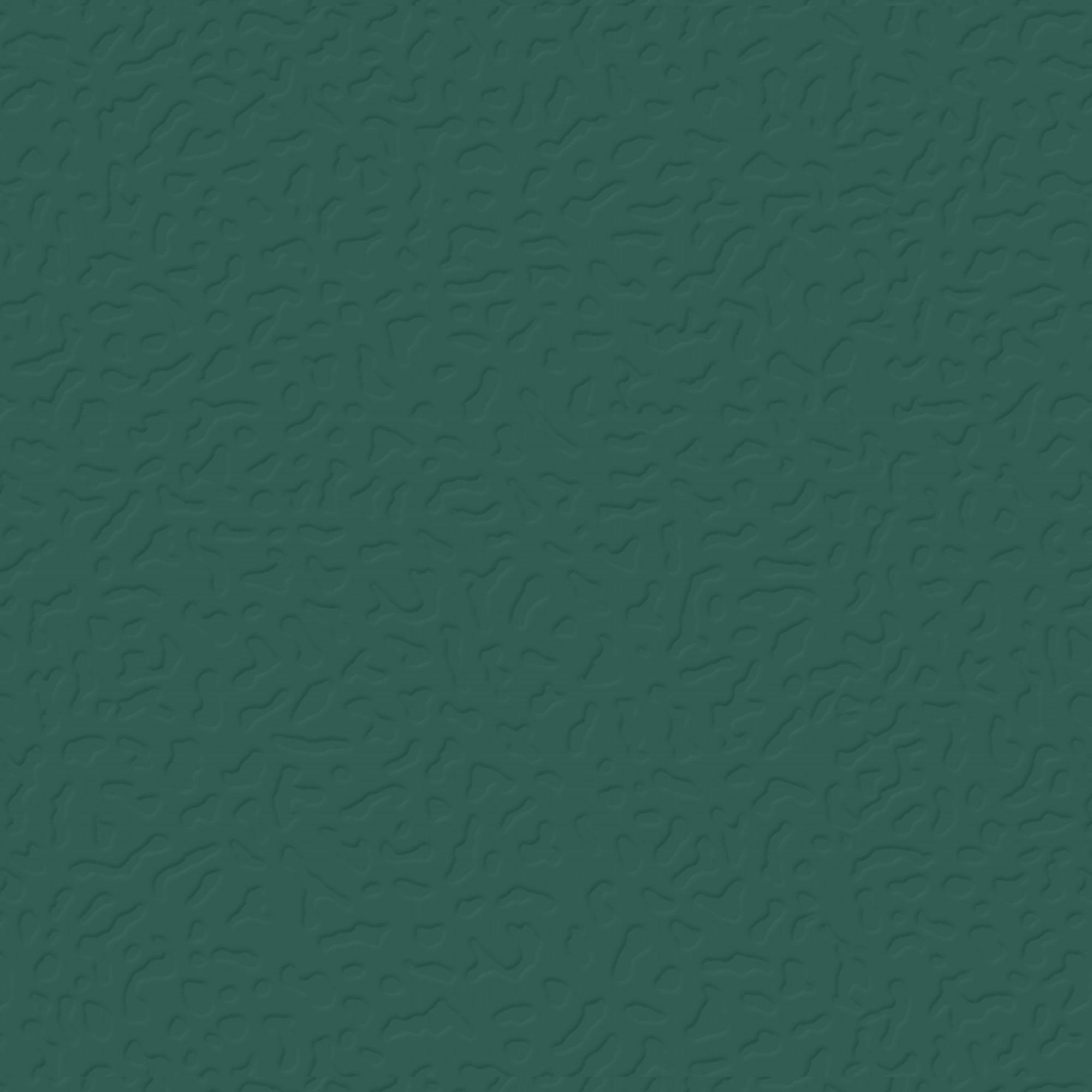 Roppe Rubber Tile 900 - Hammered Design (995) Forest Green Rubber Flooring