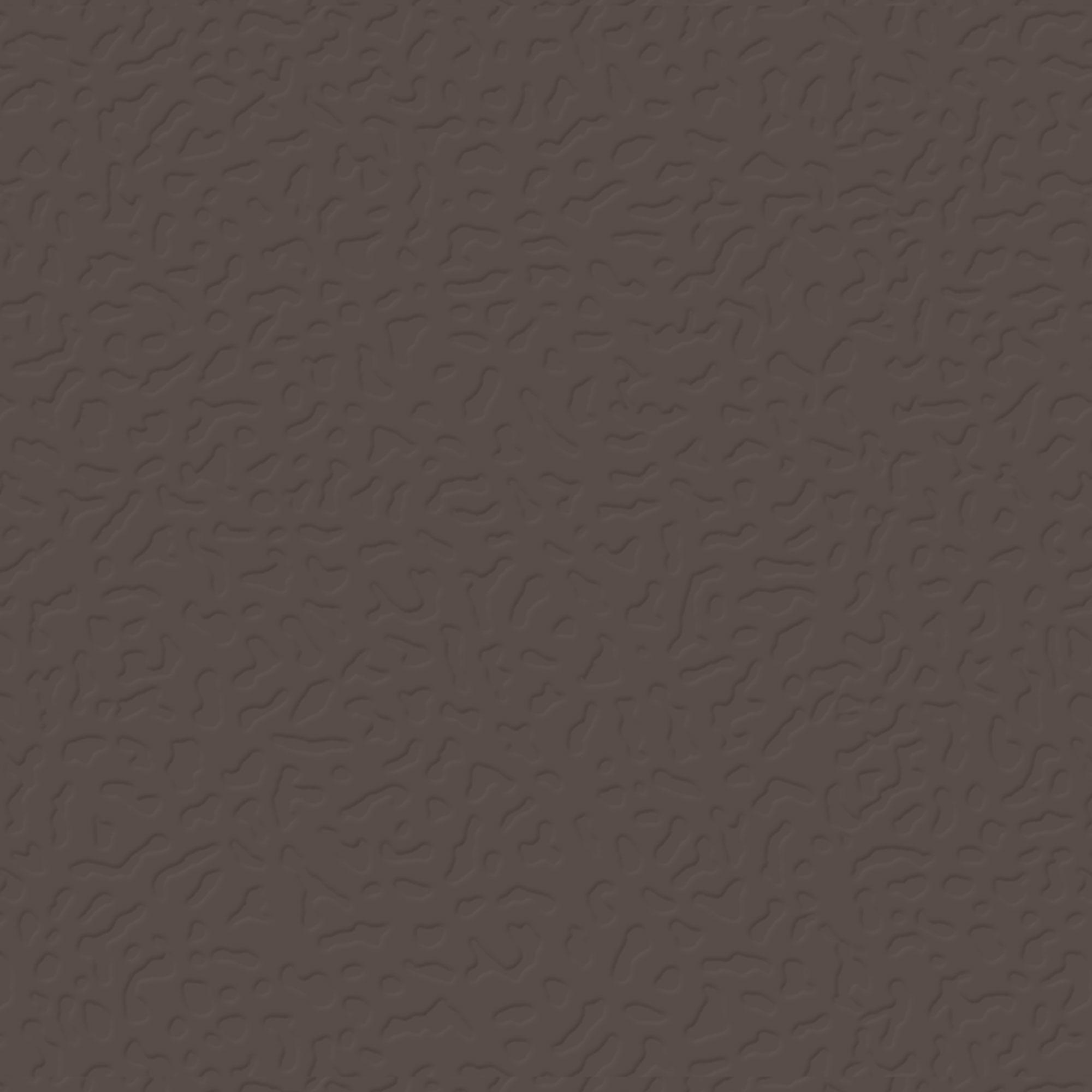 Roppe Rubber Tile 900 - Hammered Design (995) Light Brown Rubber Flooring