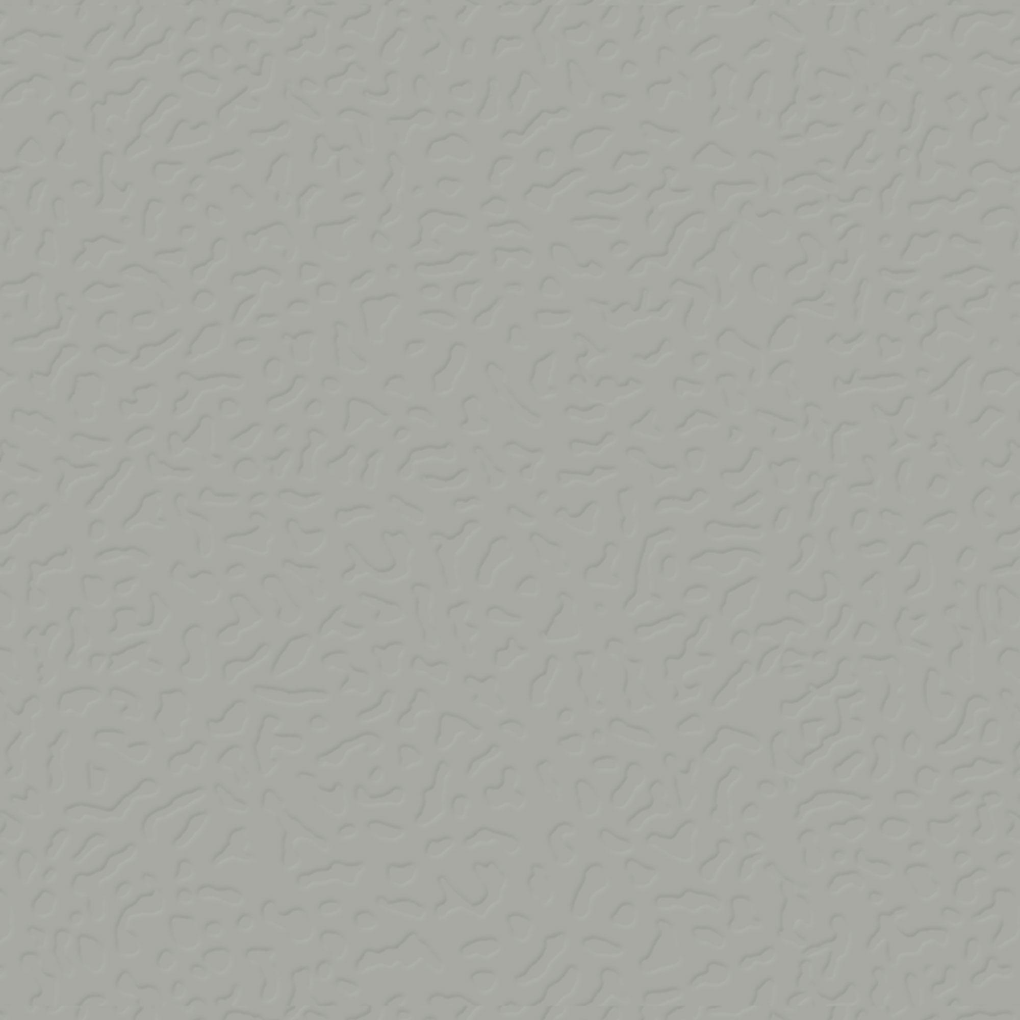 Roppe Rubber Tile 900 - Hammered Design (995) Light Gray Rubber Flooring