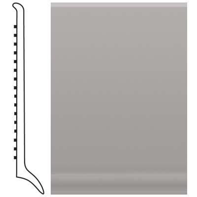 Roppe Pinnacle Rubber Long Toe Base 4 Slate Rubber Flooring
