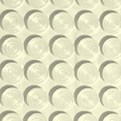Roppe Rubber Tile 900 - Lug Back Vantage Design (LB996) Cream Rubber Flooring