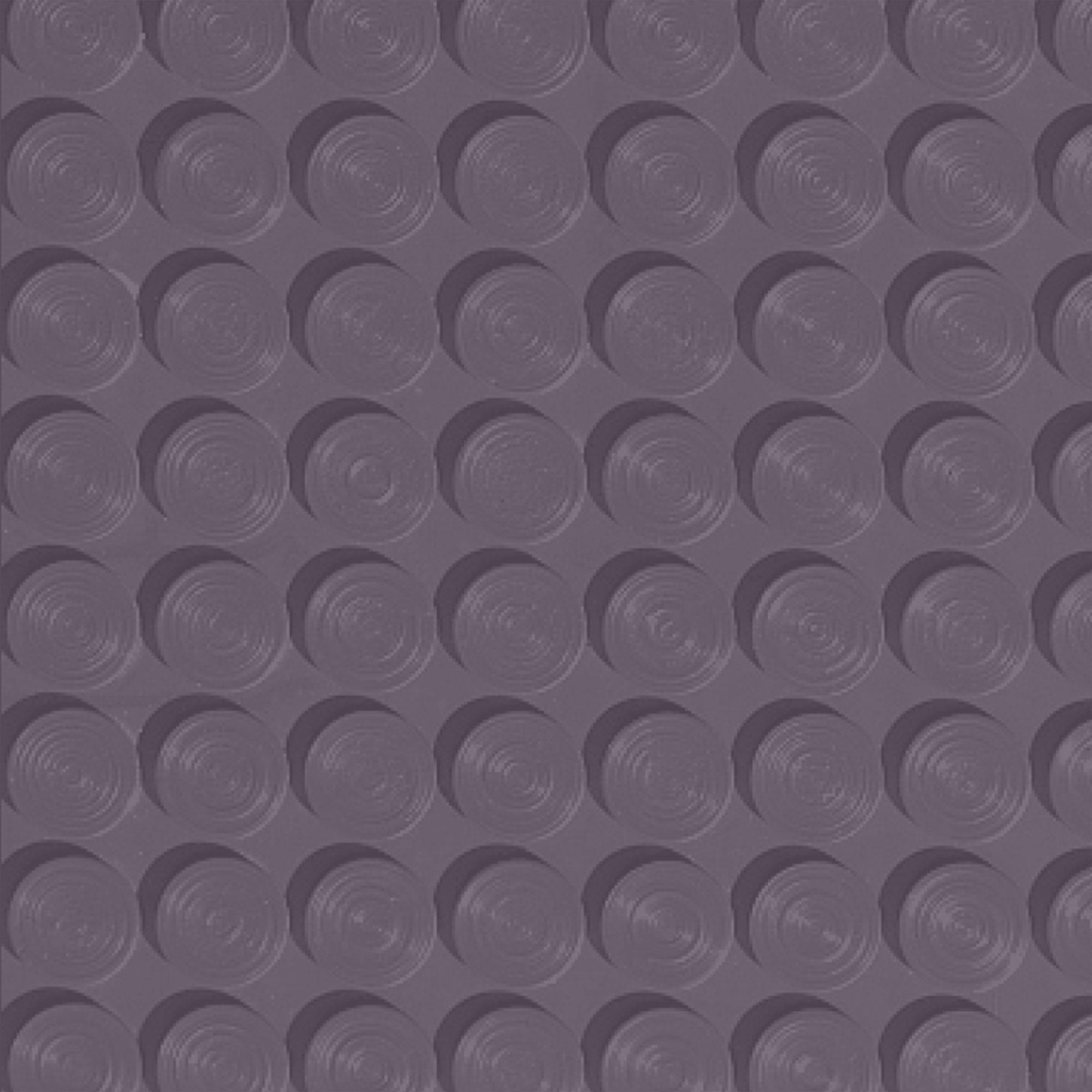 Roppe Rubber Tile 900 - Lug Back Vantage Design (LB996) Merlin Rubber Flooring