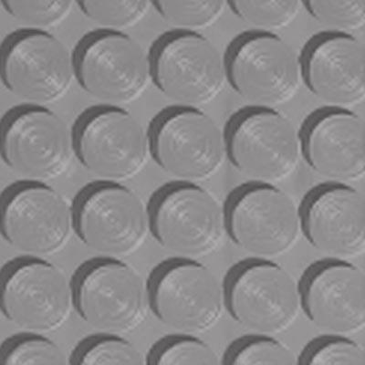 Roppe Rubber Tile 900 - Lug Back Vantage Design (LB996) Slate Rubber Flooring