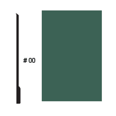 Roppe Pinnacle Plus Base #00 Forest Green Rubber Flooring
