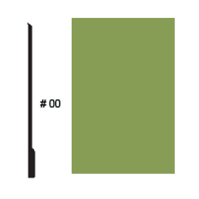 Roppe Pinnacle Plus Base #00 Gingko Rubber Flooring