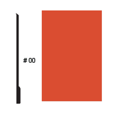 Roppe Pinnacle Plus Base #00 Mandarin Rubber Flooring