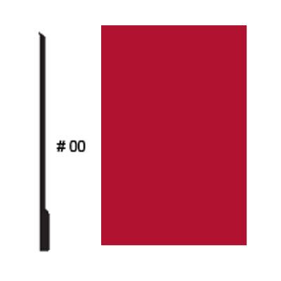 Roppe Pinnacle Plus Base #00 Red Rubber Flooring