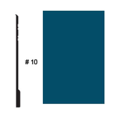 Roppe Pinnacle Plus Base #10 Blue Rubber Flooring