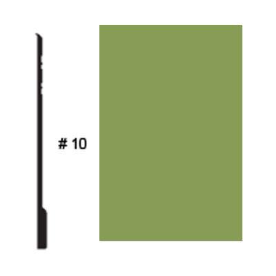 Roppe Pinnacle Plus Base #10 Gingko Rubber Flooring