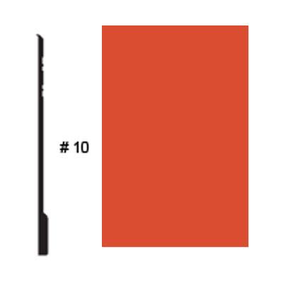 Roppe Pinnacle Plus Base #10 Mandarin Rubber Flooring