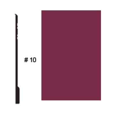 Roppe Pinnacle Plus Base #10 Plum Rubber Flooring