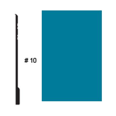 Roppe Pinnacle Plus Base #10 Tropical Blue Rubber Flooring