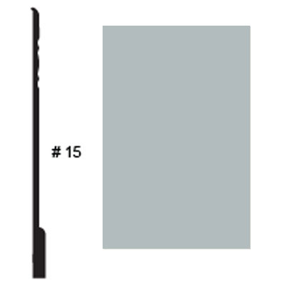 Roppe Pinnacle Plus Base #15 Platinum Rubber Flooring