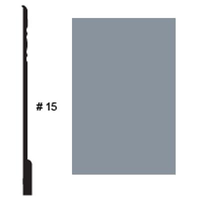 Roppe Pinnacle Plus Base #15 Steel Blue Rubber Flooring