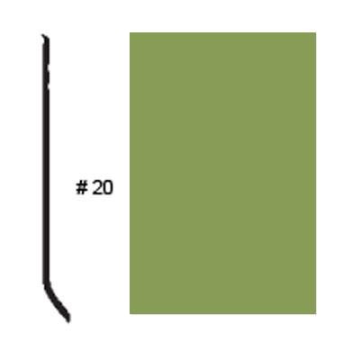 Roppe Pinnacle Plus Base #20 Gingko Rubber Flooring