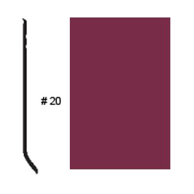 Roppe Pinnacle Plus Base #20 Plum Rubber Flooring