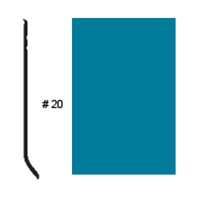 Roppe Pinnacle Plus Base #20 Tropical Blue Rubber Flooring