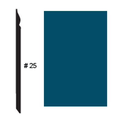Roppe Pinnacle Plus Base #25 Blue Rubber Flooring