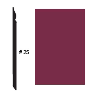Roppe Pinnacle Plus Base #25 Plum Rubber Flooring