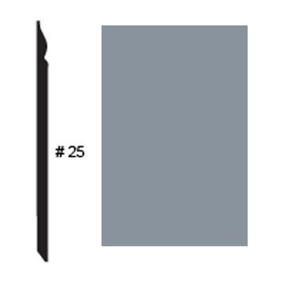 Roppe Pinnacle Plus Base #25 Steel Blue Rubber Flooring