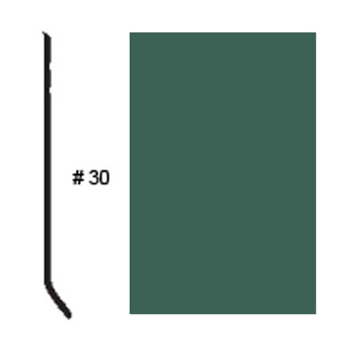 Roppe Pinnacle Plus Base #30 Forest Green Rubber Flooring