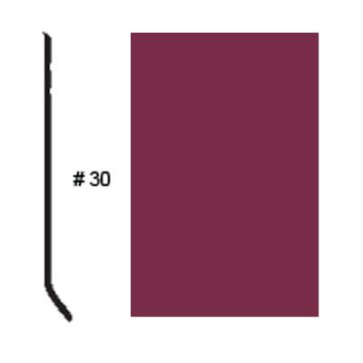 Roppe Pinnacle Plus Base #30 Plum Rubber Flooring