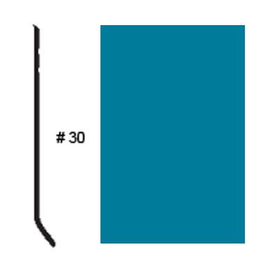 Roppe Pinnacle Plus Base #30 Tropical Blue Rubber Flooring