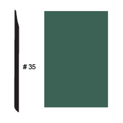 Roppe Pinnacle Plus Base #35 Forest Green Rubber Flooring