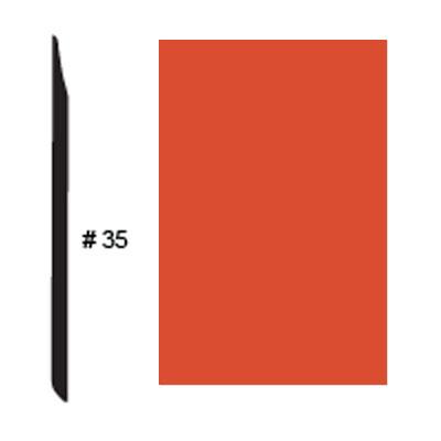 Roppe Pinnacle Plus Base #35 Mandarin Rubber Flooring