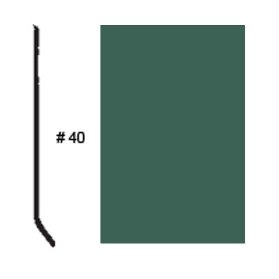 Roppe Pinnacle Plus Base #05 Forest Green Rubber Flooring