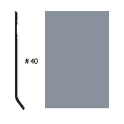 Roppe Pinnacle Plus Base #05 Steel Blue Rubber Flooring