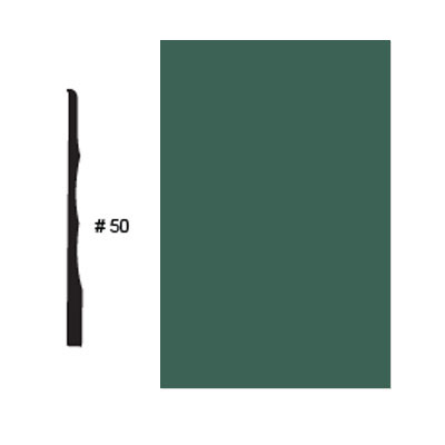 Roppe Pinnacle Plus Base #50 Forest Green Rubber Flooring