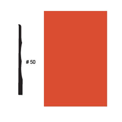Roppe Pinnacle Plus Base #50 Mandarin Rubber Flooring