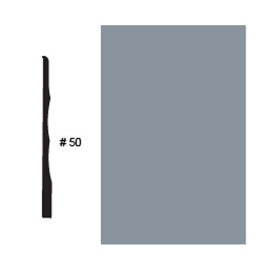 Roppe Pinnacle Plus Base #50 Steel Blue Rubber Flooring