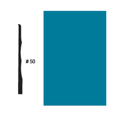 Roppe Pinnacle Plus Base #50 Tropical Blue Rubber Flooring