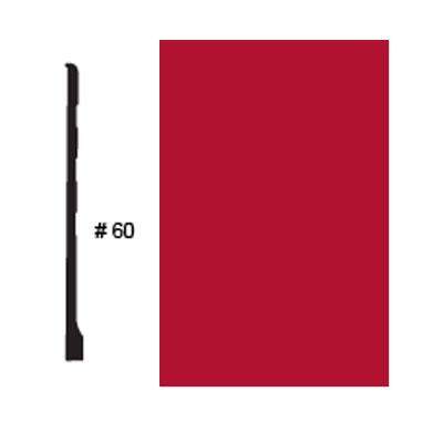 Roppe Pinnacle Plus Base #65 Red Rubber Flooring