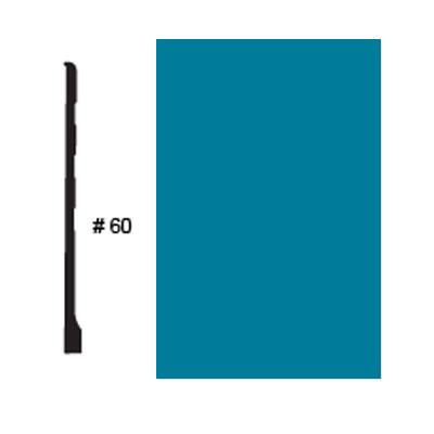 Roppe Pinnacle Plus Base #65 Tropical Blue Rubber Flooring