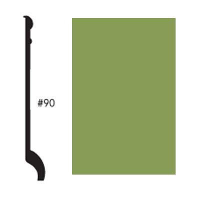 Roppe Pinnacle Plus Base #90 Gingko Rubber Flooring