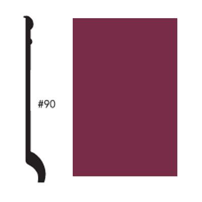 Roppe Pinnacle Plus Base #90 Plum Rubber Flooring