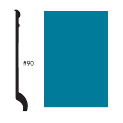 Roppe Pinnacle Plus Base #90 Tropical Blue Rubber Flooring