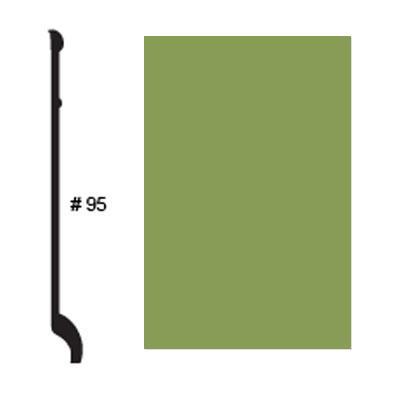 Roppe Pinnacle Plus Base #95 Gingko Rubber Flooring