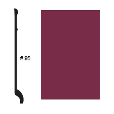 Roppe Pinnacle Plus Base #95 Plum Rubber Flooring