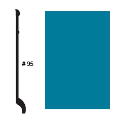 Roppe Pinnacle Plus Base #95 Tropical Blue Rubber Flooring