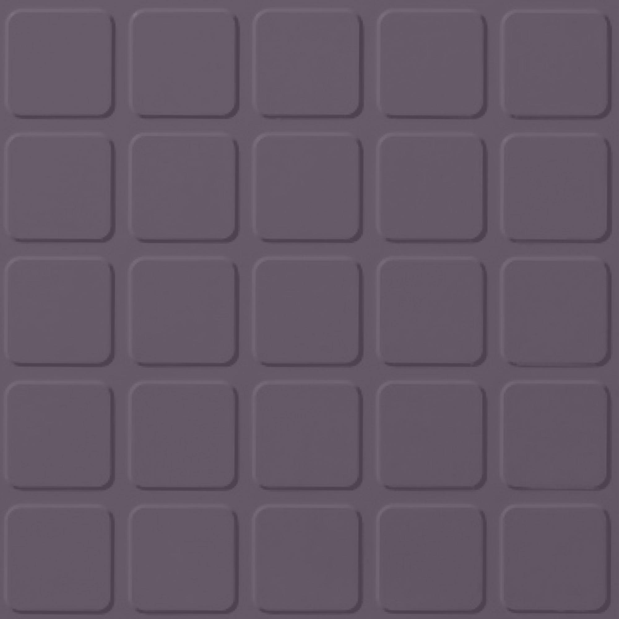 Roppe Rubber Tile 900 - Raised Square Design (994) Merlin Rubber Flooring