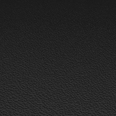 Roppe Rubber Tile 900 - Hammered Design (995) Black Rubber Flooring